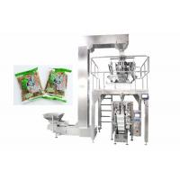 Quality Automaitc Raisin Packaging Machine, With 10 Heads Weigher,10g-1000g for sale