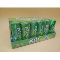 Quality Portable Pocket Compressed Candy Kiss Mint Flavored With Low Fat Sugarless for sale