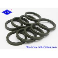 Quality High Performance Piston Rod Seal NBR VITON USH Type Corrosion Resistance for sale