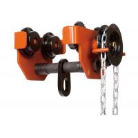 TP Lifting Beam Trolley push trolley hoist For Factory Warehouse for sale
