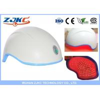 China Thinning Hair Treatment Laser Hair Growth Hat , Laser Helmet For Hair Growth on sale