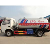 Quality high quality and best price DFAC 4*2 5.5CBM LPG propane transportation tanker truck for sale, lpg gas delivery truck for sale