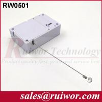 Buy Market Purchase Retractable Retail Security CableWith Ring Terminal 7.1x4.5x2.1 Cm at wholesale prices