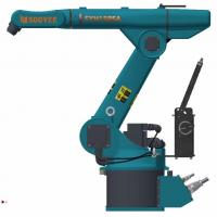 Quality High Reliability Industrial Robotic Arm For Welding / Palletizing / Material Handling for sale