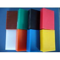 Quality Industrial Engineering UHMWPE Sheet , Food Industry UHMWPE Plate for sale