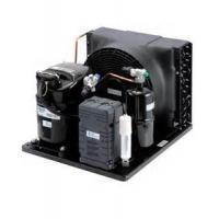 Quality HERMETIC R404A BACK PRESSURE TECUMSEH REFRIGERATION CONDENSING UNIT FOR SOFTDRINK SHOWCASE for sale