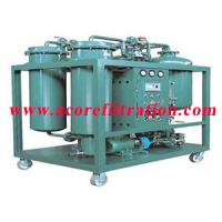 Quality High Vacuum Turbine Oil Purification System for sale