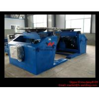 Quality 10000Kg Standard Pipe Welding Turntable Positioner For Petro-Chemical Industry for sale