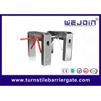 Quality Portable electric Subway Tripod Turnstile Gate For Improve Working Productivity for sale