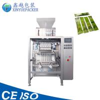 China 4 Lanes Powder Packaging Equipment , Durable Fully Automatic Packing Machine on sale