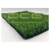 Quality Monofilament Artificial Grass For Pets , PET Friendly Turf 30mm Pile Height for sale