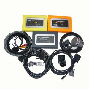 Quality 3B ( C4 + GT1 PRO + MINI OPS) Automotive BENZ BMW Diagnostic Scanner for sale