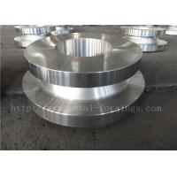 Buy cheap SA182-F51 S31803 Duplex Stainless Steel Ball Valve Forging Ball Cover Forgings Blanks from wholesalers
