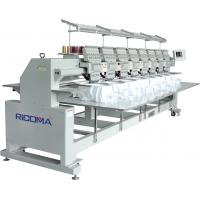 China garment / clothes Multi-head embroidery machine , Daohao electronic control system on sale
