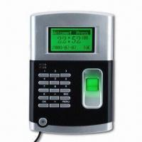 Quality Fingerprint Time Attendance Access Control System with <0.01% False Rejection Ratio for sale