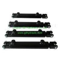Quality Welded hydraulic cylinder with clevis CW 2004 2'' bore 4'' stroke for sale