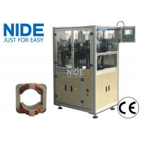 Quality Automatic  Insulation Paper Forming And Cutting Machine for Two Slots Motor Stator for sale