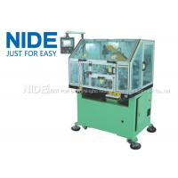 Quality Servo CNC motor cummutator armature rotor turning process lathe machine equipments for sale