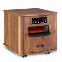 China Portable Infrared Space/Home Heater with Energy-saving Function and Pre-setting On/Off on sale