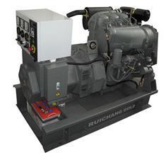 Quality air cooled DEUTZ generator set for sale