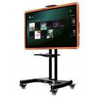 Quality 55inch multitouch LED all-in-one windows and android built-in infrared interactive touch display and touch screen for sale