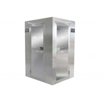 Quality CE L Type Corner 30m/S Cleanroom Air Shower For Cleanroom Area for sale