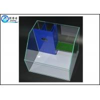 Buy Stylish Bent Turtle Terrarium Glass Aquarium Tanks Basking Platform And Filter System at wholesale prices