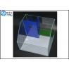 Buy cheap Stylish Bent Turtle Terrarium Glass Aquarium Tanks Basking Platform And Filter from wholesalers