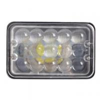 Quality 45W 5x7 Square Truck Work Lights , High / Low Beam Led Tractor Work Lights for sale