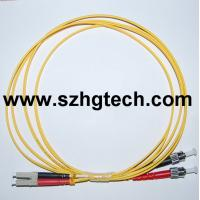 Quality LC/ST MM Duplex Fiber Optic Patch Cord Manufacturer for sale