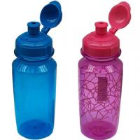 China 500ml kid Plastic water bottle for drinking on sale