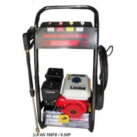Quality LIFAN Engine Portable Petrol Pressure Washer 2800 PSI 190Bar 6.5 HP 2.65GPM for sale