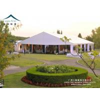 Quality Long Term 15 X 35 Outdoor Event Tents , 15m Clear Span White Marquee Wedding for sale