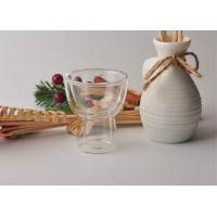 Buy Double Wall Borosilicate Glass Mugs at wholesale prices