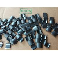 Quality Y30 Y33 Y35 Grade Ferrite Arc Magnet , Ceramic Motor Arc Segment Magnets for sale