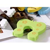 Quality EVA cute baby safety door stopper for sale