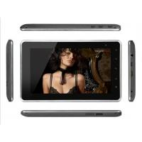 Quality 7inch Android 2.3 MID Tablet PC with Camera WiFi Built-in 3G (optional) for sale