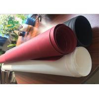 Quality Natural Fibrous Pulp Recyclable Kraft Paper / White Kraft Paper Roll for sale