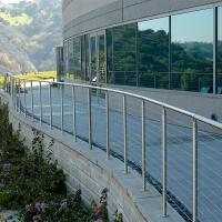 Quality Outdoor Stainless Steel Wire Railing Handrail Fence Balustrade for sale