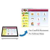 Quality Point Of Sale Terminal 12 Inch Capacitive Touch Screen Desktop For Commercial for sale