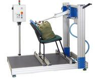 Quality Chair Back Cyclic Durability Tester Furniture Testing Machines Fatigue Test Machine for sale