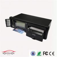 Quality [MOT Requirement Accorded of China ] Disposable GPS Tracking With Built In Printer PC Server for sale
