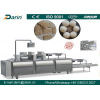 Quality Granola peanuts sesame rice mixing Bar forming line for sale