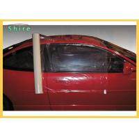 China Collision Wrap Film Self Adhering Weather Barrier For Damaged Vehicles on sale