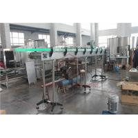 Quality Semi - Automatic Plastic Bottle Unscrambler For Pet Bottle Filling And Capping Machine for sale