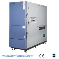 Quality High and Low Temperature Thermal Shock Test Chamber 227L with Refrigeration system for sale