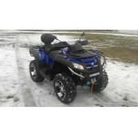 Buy cheap 800cc V-Twin 4 Valves 4 Stroke Sport Utility ATV 46kw 6700rpm With Water Cooled from wholesalers