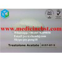 Quality Trestolone Acetate Ment Prohormone Anabolic Androgenic Steroids Cas 6157-87-5 for sale