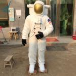 Quality Customized life size fiberglass astronaut statue for sale