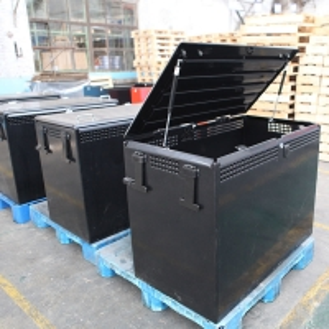 Quality PzS 48V 450AH 2V Industrial Traction Lead Acid Battery For Electric Forklift for sale